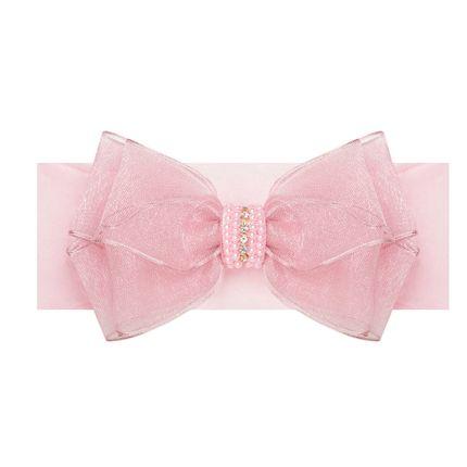 09850028032_A-moda-bebe-menina-acessorios-faixa-meia-laco-organza-pink-roana-no-bebefacil-loja-de-roupas-enxoval-e-acessorios-para-bebes