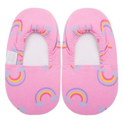 P3605_A-sapatinho-bebe-menina-pantufa-em-malha-unicornio-cara-de-crianca-no-bebefacil-loja-de-roupas-enxoval-e-acessorios-para-bebes
