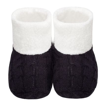 50044562_A-sapatinho-bebe-menina-botinha-tricot-e-pelucia-preta-petit-no-bebefacil-loja-de-roupas-enxoval-e-acessorios-para-bebes