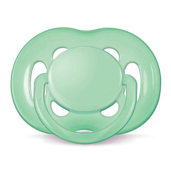 SCF178-24-verde_A-Chupeta-BPA-Free-6-18m-Free-flow-Philips-Avent