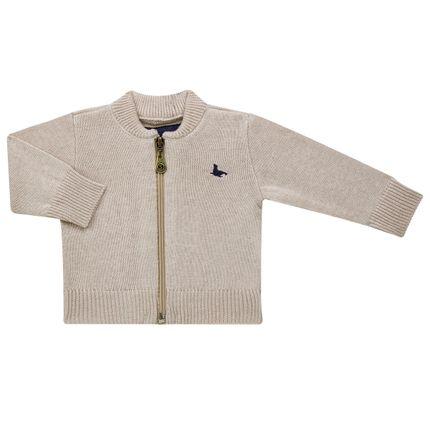 75494267_A-moda-bebe-menino-casaco-em-tricot-caqui-Mini-Sailor