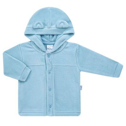 PIU81032-021_A-moda-bebe-menina-casaco-microsoft-capuz-orelhinha-azul-Piu-Piu