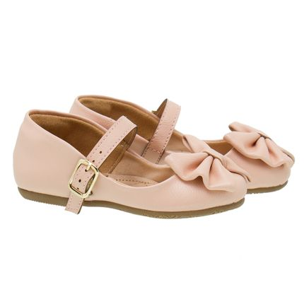LP55.09-moda-bebe-menina-sapatilha-laco-couro-Rosa-Lupie