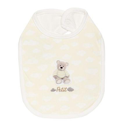 BFS4509-enxoval-e-maternidade-babador-atoalhado-ursinho-Petit