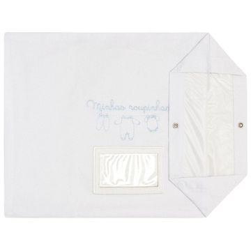 PRMK4510-c-Enxoval-Kit-Porta-Roupinhas-Maternidade-Roupinhas-Classic-For-Baby