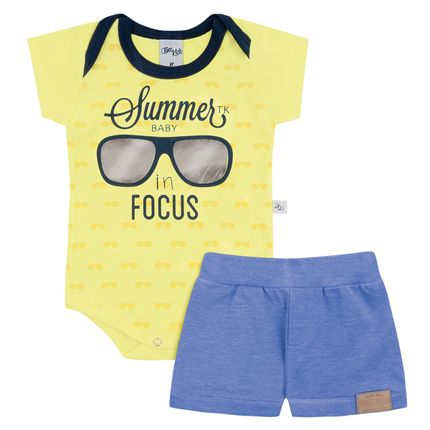 TK5114.AM_A-amarelo-azul-moda-bebe-conjunto-body-curto-shorts-time-kid