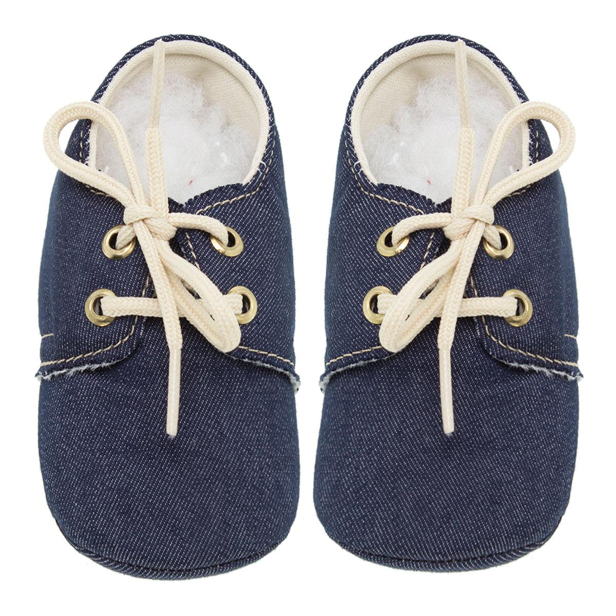 00ba7597c Mocassim para bebe Jeans Roana no Bebefacil, você encontra uma ...