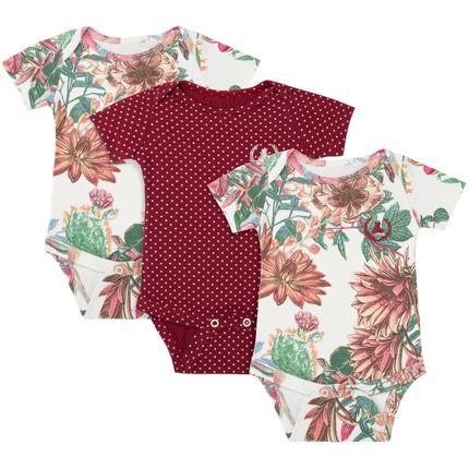 CQ17059-82_A-moda-bebe-menina-pack-3-bodies-curtos-floral-Coquelicot