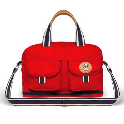 BIA9042-Bolsas-Maternidade-Adventure-Sarja-Vermelho---Classic-for-Baby-Bags