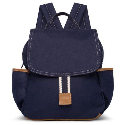 MCA9043-Bolsa-Maternidade-Mochila-Sarja-Marinho---Classic-for-Baby-Bags