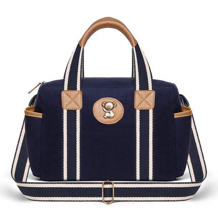 FSGC9043-Bolsa-Maternidade-Frasqueira-Sarja-Marinho---Classic-for-Baby-Bags