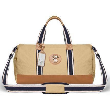 MA1643--Bolsa-Maternidade-Mala-Adventure-Caramelo---Classic-for-Baby-Bags