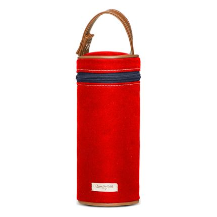 PMSA9042-Bolsas-Maternidade-Adventure-Sarja-Vermelho---Classic-for-Baby-Bags