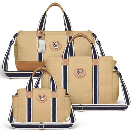 MA1643-BSA1643-FSGC1643--id-56932--Bolsa-Maternidade-Kit-Adventure-Caramelo---Classic-for-Baby-Bags