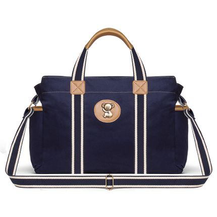 BSA9043-Bolsa-Maternidade-Sarja-Marinho---Classic-for-Baby-Bags