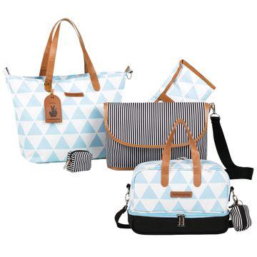 MB12MAN398.04---MB12MAN205.04-Bolsa-Maternidade-Kit-2-pecas-Manhattan-Azul---Masterbag