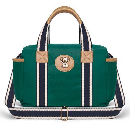 FSGC1230--Bolsa-Maternidade-Adventure-Verde---Classic-for-Baby-Bags