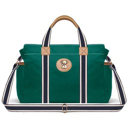 BSA1230-Bolsa-Maternidade-Adventure-Verde---Classic-for-Baby-Bags