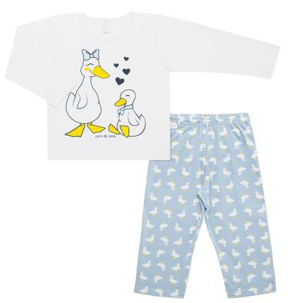 L3466_A-Moda-Menina-Pijama-Longo---Cara-de-Crianca