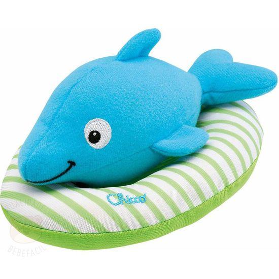 CH5071-A-Golfinho-Nadador---Bath-Toys--6m-----Chicco