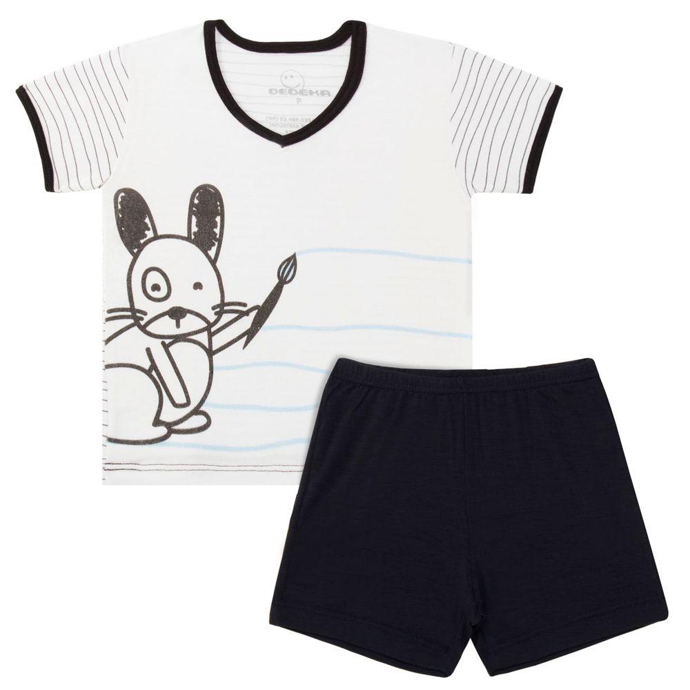 DDK18118-E21_A-moda-bebe-menino-pijama-camiseta-e-shorts-malha-Dedeka
