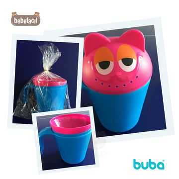 BUBA6771AEcanecabanhochuveirinhoamareloBuba
