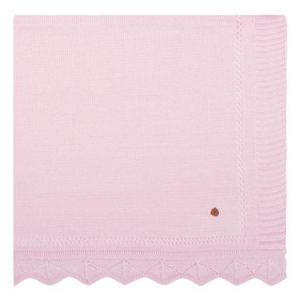 77204573_A-enxoval-e-maternidade-bebe-menina-manta-para-bebe-em-tricot-rosa-Petit-no-Bebefacil-loja-de-roupas-enxoval-para-bebes
