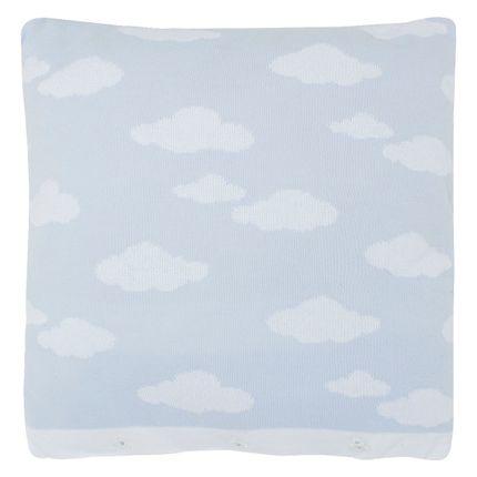 ALTQ4532_B-enxoval-e-maternidade-almofada-tricot--nuvem-azul-Petit-no-Bebefacil-loja-de-roupas-e-enxoval-para-bebes
