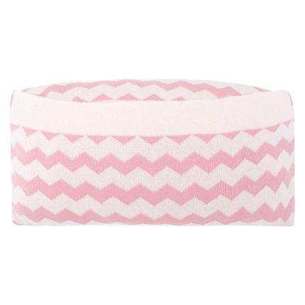 ALTR4537_B-enxoval-e-maternidade-almofada-tricot--chevron-rosa-Petit-no-Bebefacil-loja-de-roupas-e-enxoval-para-bebes