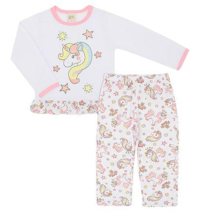 PL75068_A-moda-bebe-menina-pijama-longo-em-malha-unicornio-Pingo-Lele-no-Bebefacil-loja-de-roupas-e-enxoval-para-bebes