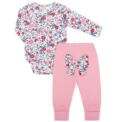 PL65937_A-moda-bebe-menina-body-longo-calca-em-suedine-Cute-Garden-Pingo-Lele-no-bebefacil-loja-de-roupas-e-nxoval-para-bebes