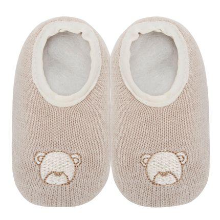 50174567_A-moda-bebe-menino-menina-sapatinhos-sapatinho-pantufa-tricot-ursinho-Petit-no-Bebefacil-loja-de-roupas-e-enxoval-para-bebes