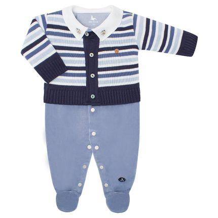18494574_A-moda-bebe-menino-macacao-longo-plush-casaco-tricot-listrado-mariner-Mini-Sailor-no-Bebefacil-loja-de-roupas-e-enxoval-para-bebes