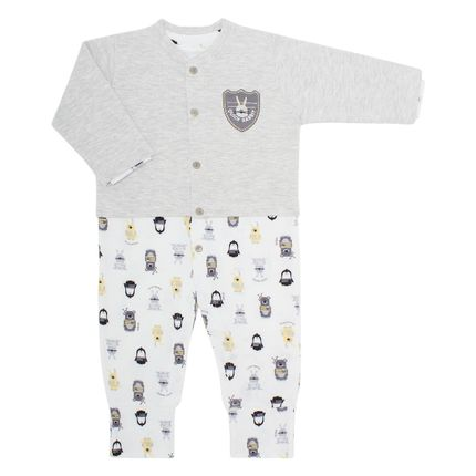 18466016_A-moda-bebe-menino-menina-macacao-longo-casaco-algodao-egipcio-Penguin-e-friends-no-Bebefacil-loja-de-roupas-e-enxoval-para-bebes
