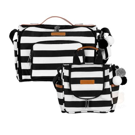 MB12BRO300.21---MB12BRO238.21-Bolsa-2-em-1-Julie---Frasqueira-Termica-para-bebe-Emy-Brooklyn-Black-and-White---Masterbag
