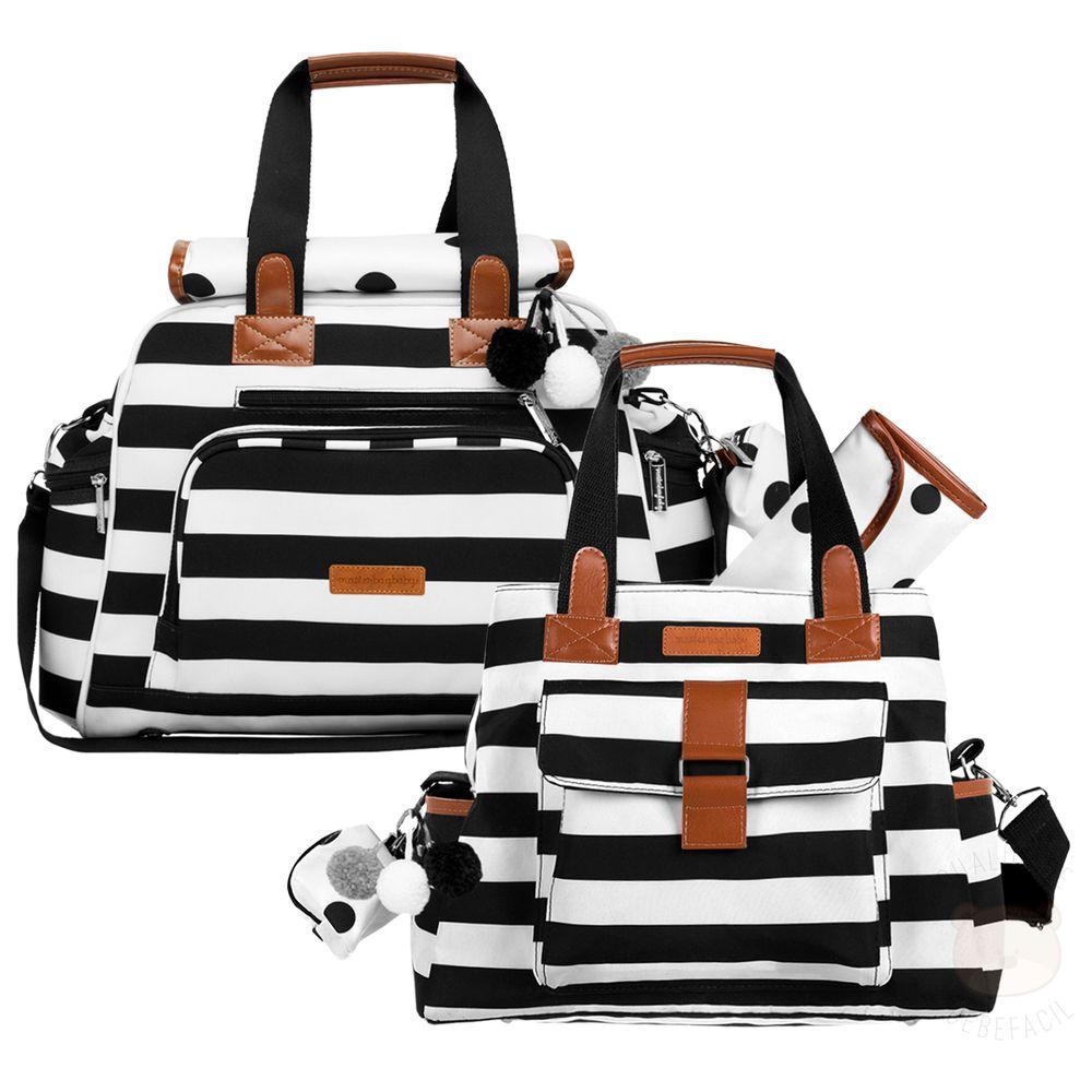 MB12BRO299.21---MB12BRO387.21-Bolsa-Everyday---Bolsa-para-bebe-Kate-Brooklyn-Black-and-White---Masterbag
