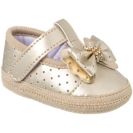 KB1103-81_A-Sapatilha-para-bebe-dourado-no-Bebefacil-loja-roupas-e-enxoval-bebe