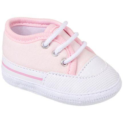 KB3154-7_A-Tenis-para-bebe-rosa-no-Bebefacil-loja-roupas-e-enxoval-bebe
