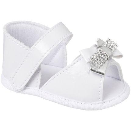 KB5193-8_A-Sandalia-para-bebe-branco-no-Bebefacil-loja-roupas-e-enxoval-bebe