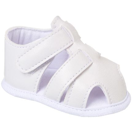 KB5200-45_A-Sandalia-para-bebe-branco-no-Bebefacil-loja-roupas-e-enxoval-bebe