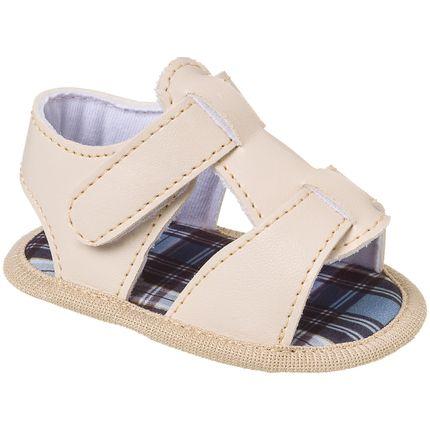 KB5202-12_A-Sandalia-para-bebe-bege-no-Bebefacil-loja-roupas-e-enxoval-bebe