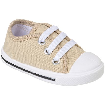 KB24001-12_A-Tenis-para-bebe-bege-no-Bebefacil-loja-roupas-e-enxoval-bebe