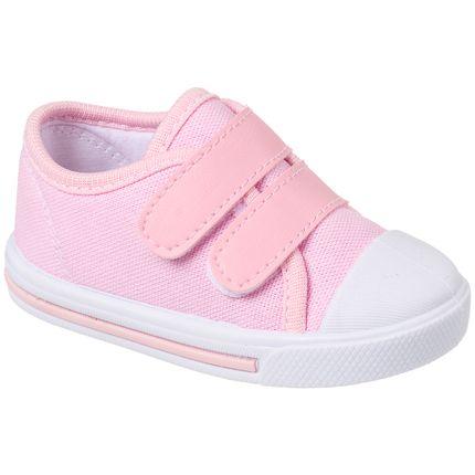 KB24002-7_A-Tenis-para-bebe-rosa-no-Bebefacil-loja-roupas-e-enxoval-bebe