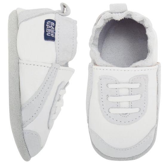 BABO40_A-tenis-runner-bebe-menino-branco-Babo-Uabu-no-Bebefacil-loja-de-roupas-e-enxoval-para-bebes