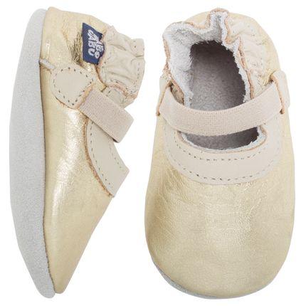 BABO49_A-sapatinhos-bebe-menina-sapatilha-mary-jane-dourada-Babo-Uabu-no-Bebefacil-loja-de-roupas-e-enxoval-para-bebes