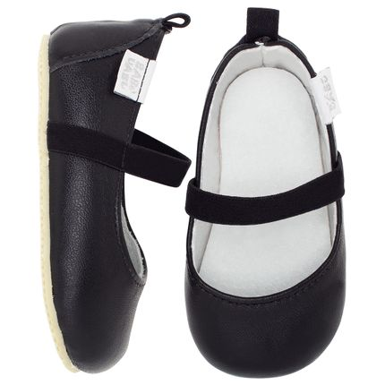 BABO50-C-sapatinhos-bebe-menina-sapatilha-boneca-preta-Babo-Uabu-no-Bebefacil-loja-de-roupas-e-enxoval-para-bebes