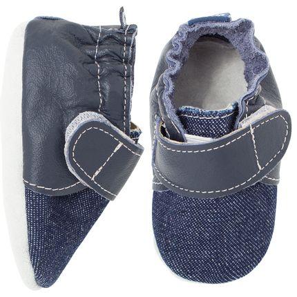 BABO47_A-sapatinho-bebe-botinha-boot-jeans-marinho-Babu-Uabu-no-Bebefacil-loja-de-roupas-e-enxoval-para-bebes