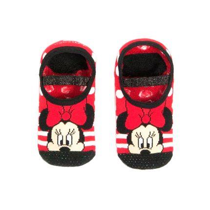PK3530D-MM-0-moda-bebe-menina-meia-sapatilha-Minnie-Puket