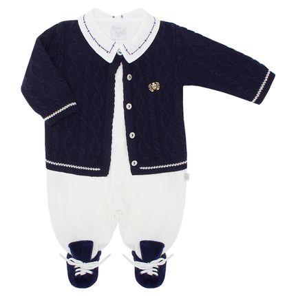 BB2809_A-moda-bebe-menino-macacao-longo-plush-branco-casaquinho-tricot-marinho-Beth-Bebe-no-Bebefacil---loja-de-roupas-e-enxoval-para-bebes