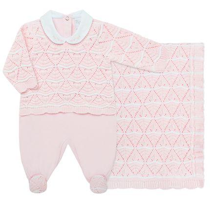 BB2588_A-moda-bebe-menina-jogo-maternidade-macacao-longo-manta-tricot-rosa-sarah-Beth-Bebe-no-Bebefacil-loja-de-roupas-e-enxoval-para-bebes